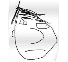 George Portrait Poster
