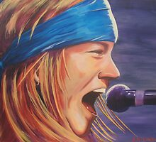 Sweet Child O' Axl by Kieran  Sturgeon