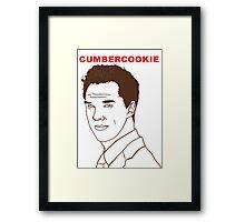 Cumbercookie Framed Print