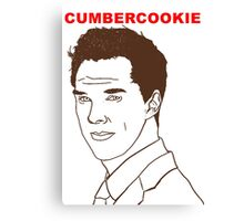 Cumbercookie Canvas Print