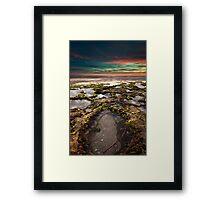 North Beach Pools Framed Print