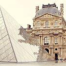 le louvre, paris by etoile