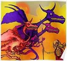 Dragon Master. Poster