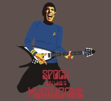 Spock You Like A Hurricane One Piece - Short Sleeve