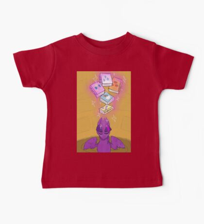 the study of friendship Baby Tee
