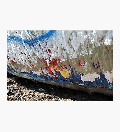 Layer after Layer on Folly Boat Photographic Print