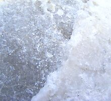 Icey rock. by Livvy Young
