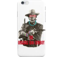 EDM Clint Eastwood iPhone Case/Skin