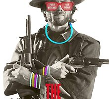 EDM Clint Eastwood by Joenathan Sandoval