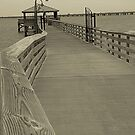 the pier  by leapdaybride