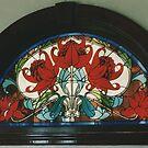 Waratah Window by Jeffrey Hamilton