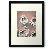 On A Good day Framed Print