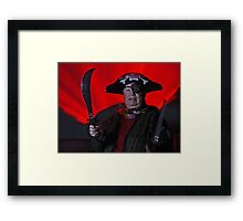 ARRRH to be a Pirate Framed Print