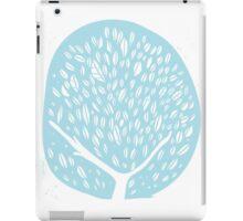 Tree of life - baby blue iPad Case/Skin