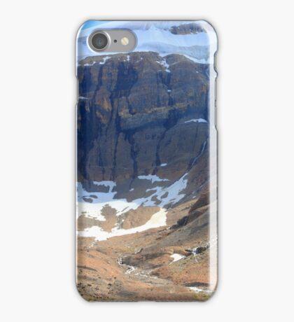 Glacier creeks iPhone Case/Skin