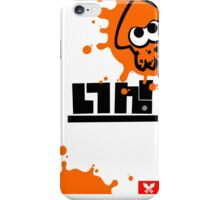 Squid Phone Case (Orange) iPhone Case/Skin