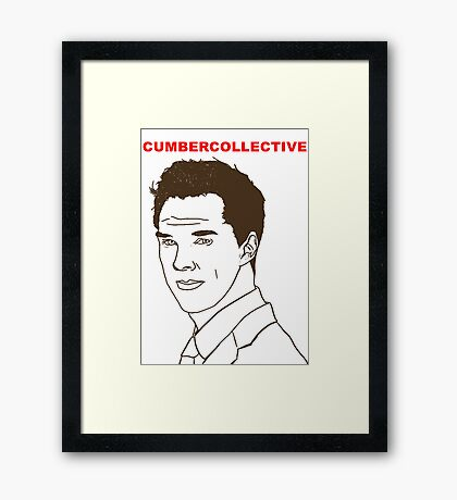 Cumbercollective Framed Print