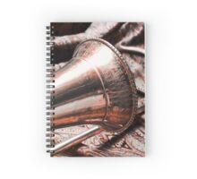 Renaissance Sackbut Spiral Notebook