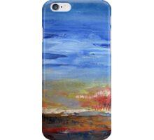 Somewhere iPhone Case/Skin
