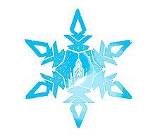 Ice fantasy Photographic Print