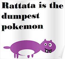 Rattata Poster