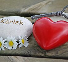 The key to my heart by Paola Svensson