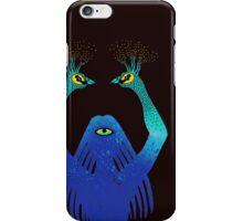 Third Eye Yoga Peacock Pose iPhone Case/Skin