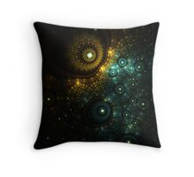 New Moon-Different Day Throw Pillow