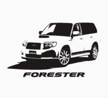 Subaru Forester STI 2005 Kids Clothes