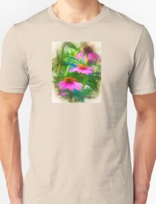 Painting Flower`s T-Shirt