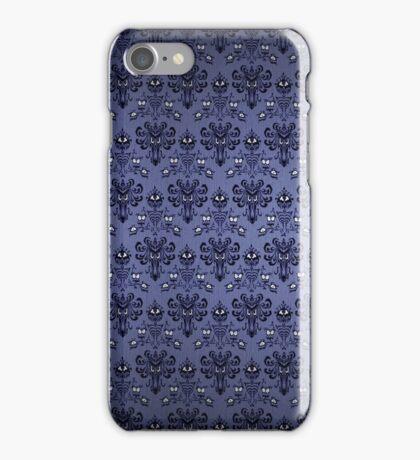 Haunted Mansion Damask iPhone Case/Skin
