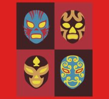 Mexican Wrestling Masks, Luchador Kids Clothes
