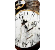 'Time stands still' - Hanging Rock, Victoria, Australia iPhone Case/Skin