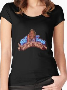 """"""" I just wanna say one thing.....God Bless America!"""" Women's Fitted Scoop T-Shirt"""