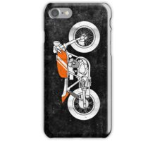 Café Racer – Reverse iPhone Case/Skin