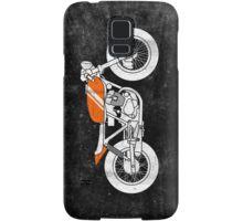 Café Racer – Reverse Samsung Galaxy Case/Skin