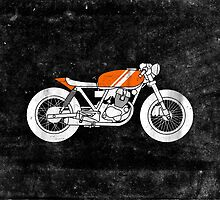 Café Racer – Reverse by ayarti
