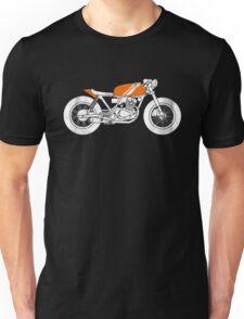 Café Racer – Reverse Unisex T-Shirt