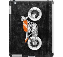 Café Racer – Reverse iPad Case/Skin