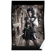 Gothic Photography Series 066 Poster