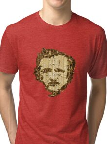 """Quoth the Raven, """"Nevermore.""""  Tri-blend T-Shirt"""
