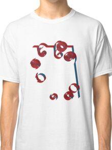 abstract t-shirt design Classic T-Shirt