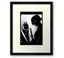 Gothic Photography Series 027 Framed Print