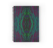 Tropical Darkness II Spiral Notebook