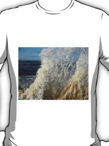 High Tide At Penguin, Tasmania, Australia. T-Shirt