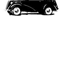 Ford Anglia Tudor Saloon '49-'53 by garts