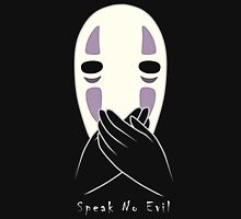 Speak No Evil Unisex T-Shirt