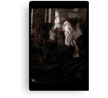 Gothic Photography Series 084 Canvas Print