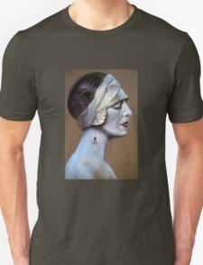 'Sepia Siren' Unisex T-Shirt