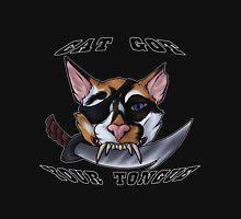 Cat Gotcher Tongue Unisex T-Shirt